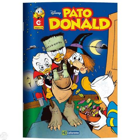 Pato Donald [Culturama 019] 2501 out/2020 Um Halloween de Outro Mundo