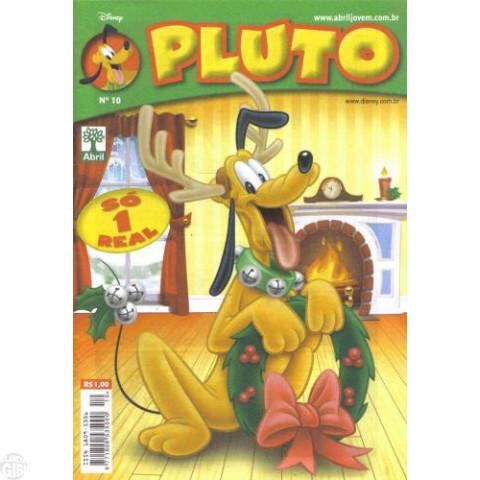 Pluto nº 010 jan/2006 - Doce Vida de Cachorro