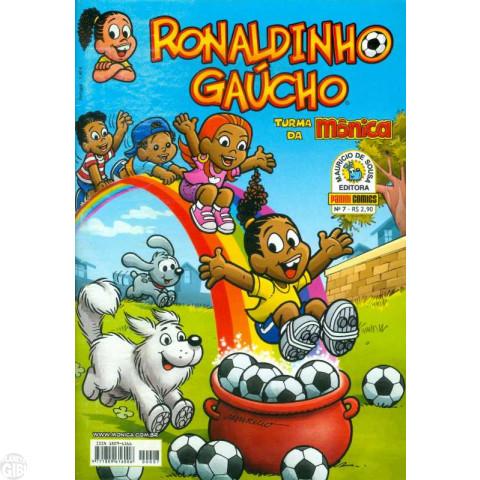 Ronaldinho Gaúcho [2ª série - Panini] nº 007 jul/2007