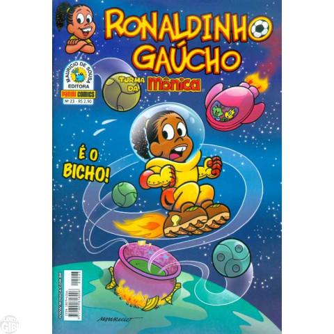 Ronaldinho Gaúcho [2ª série - Panini] nº 023 nov/2008