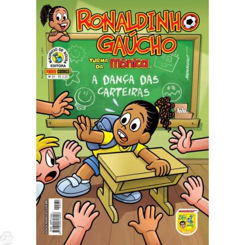 Ronaldinho Gaúcho [2ª série - Panini] nº 031 jul/2009