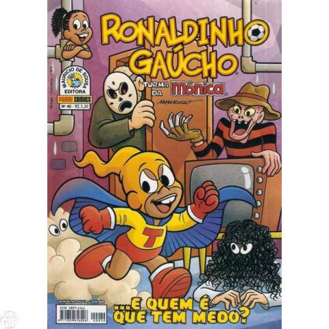 Ronaldinho Gaúcho [2ª série - Panini] nº 040 abr/2010