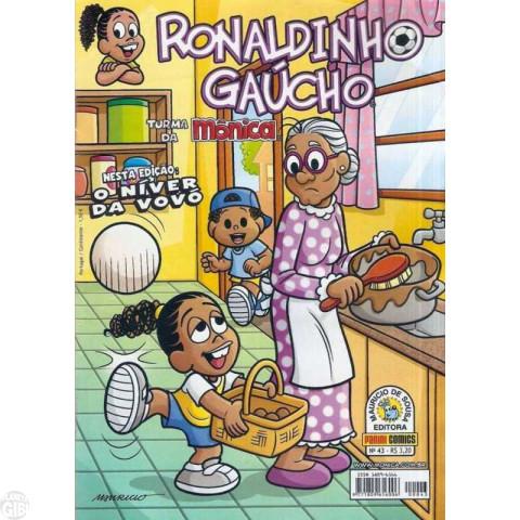 Ronaldinho Gaúcho [2ª série - Panini] nº 043 jul/2010