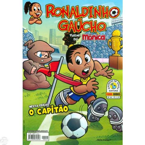 Ronaldinho Gaúcho [2ª série - Panini] nº 044 ago/2010