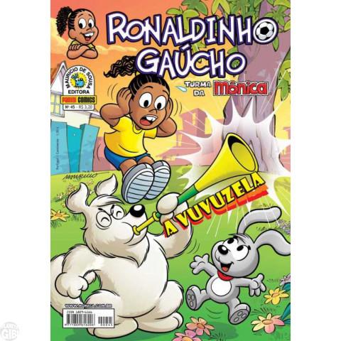 Ronaldinho Gaúcho [2ª série - Panini] nº 045 set/2010