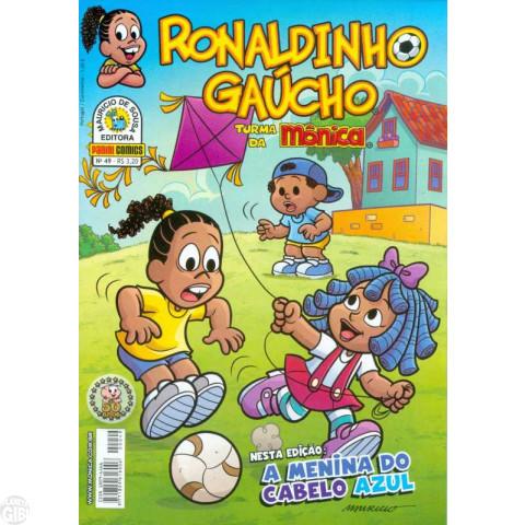 Ronaldinho Gaúcho [2ª série - Panini] nº 049 jan/2011