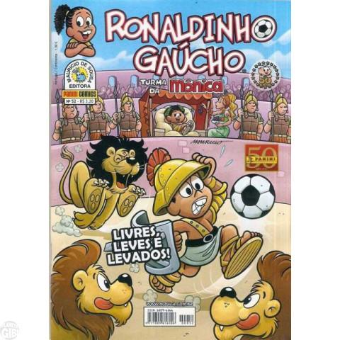Ronaldinho Gaúcho [2ª série - Panini] nº 052 abr/2011