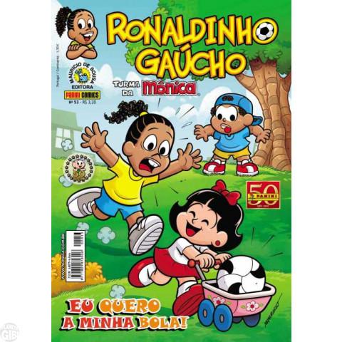 Ronaldinho Gaúcho [2ª série - Panini] nº 053 mai/2011