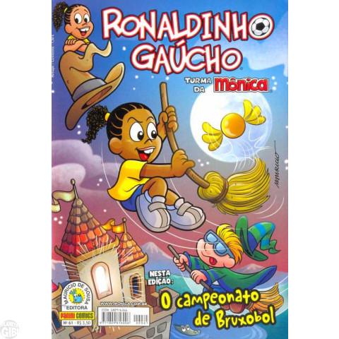 Ronaldinho Gaúcho [2ª série - Panini] nº 061 jan/2012