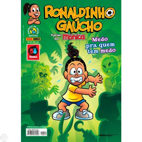 Ronaldinho Gaúcho [2 série - Panini] nº 074 fev/2013