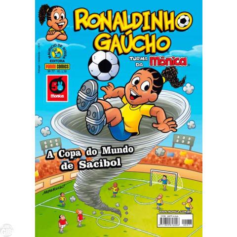 Ronaldinho Gaúcho [2ª série - Panini] nº 077 mai/2013