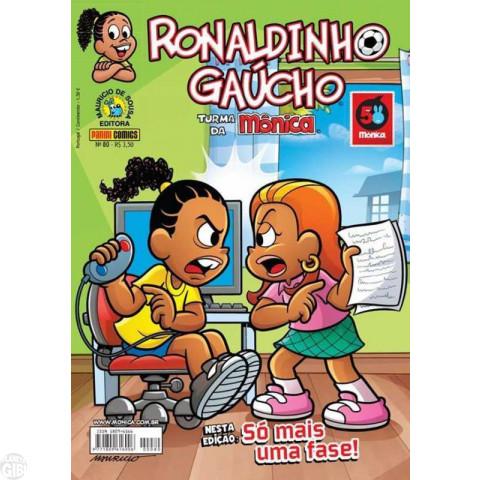 Ronaldinho Gaúcho [2ª série - Panini] nº 080 ago/2013