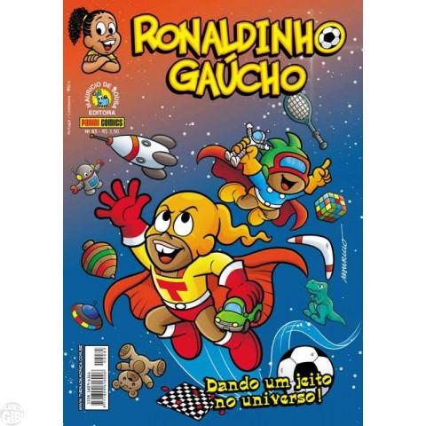 Ronaldinho Gaúcho [2ª série - Panini] nº 085 jan/2014