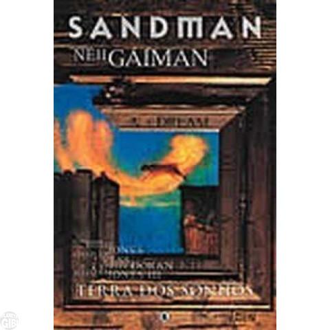 Sandman [Conrad] nº 003 nov/2005 - Terra dos Sonhos - Capa Dura