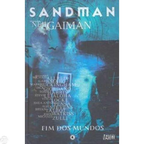 Sandman [Conrad] nº 008 jun/2007 - Fim dos Mundos - Capa Dura