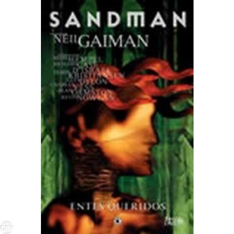 Sandman [Conrad] nº 009 mar/2008 - Entes Queridos - Capa Dura