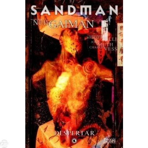 Sandman [Conrad] nº 010 jul/2008 - Despertar - Capa Dura