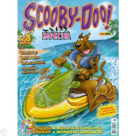 Scooby-Doo Especial [Panini] nº 003 set/2009