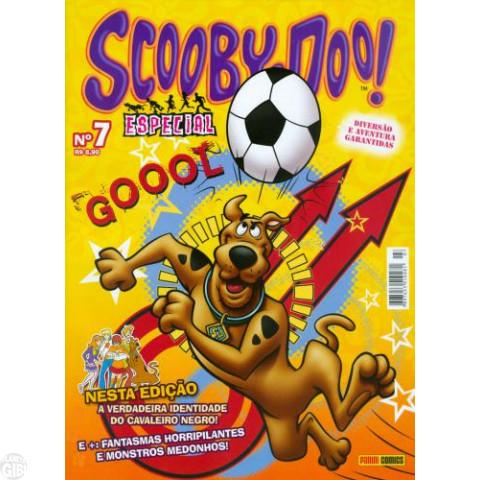 Scooby-Doo Especial [Panini] nº 007 ago/2010
