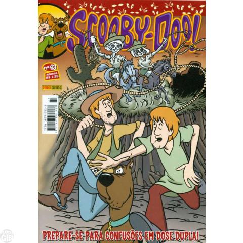 Scooby-Doo [Panini - 1ª série] nº 043 fev/2008