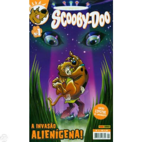 Scooby-Doo [Panini - 2ª série] nº 001 abr/2012