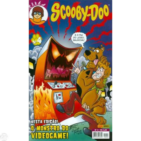 Scooby-Doo [Panini - 2ª série] nº 004 ago/2012