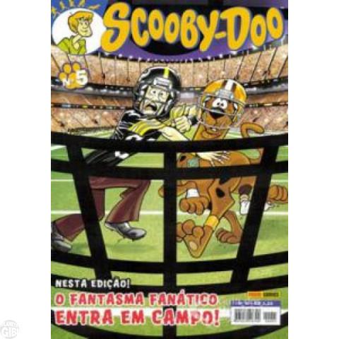 Scooby-Doo [Panini - 2ª série] nº 005 set/2012