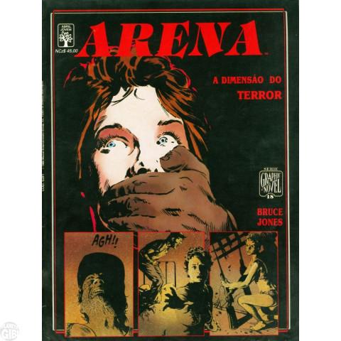 Série Graphic Novel [Abril] nº 018 dez/1989 - Arena: A Dimensão do Terror