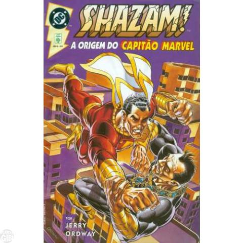 Shazam! A Origem do Capitão Marvel dez/1996