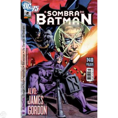 Sombra do Batman [Panini - 1ª série] nº 002 ago/2010