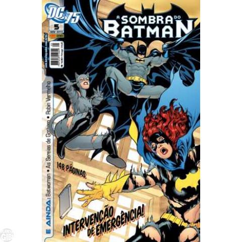 Sombra do Batman [Panini - 1ª série] nº 005 nov/2010