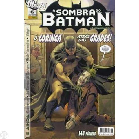 Sombra do Batman [Panini - 1ª série] nº 006 dez/2010