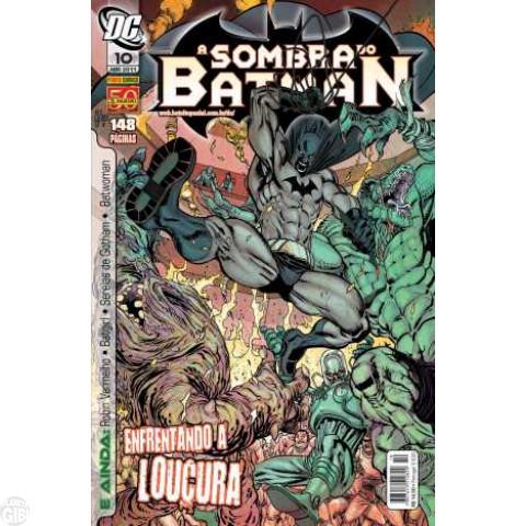 Sombra do Batman [Panini - 1ª série] nº 010 abr/2011