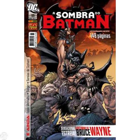 Sombra do Batman [Panini - 1ª série] nº 011 mai/2011