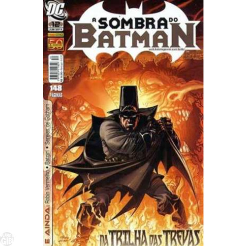 Sombra do Batman [Panini - 1ª série] nº 012 jun/2011