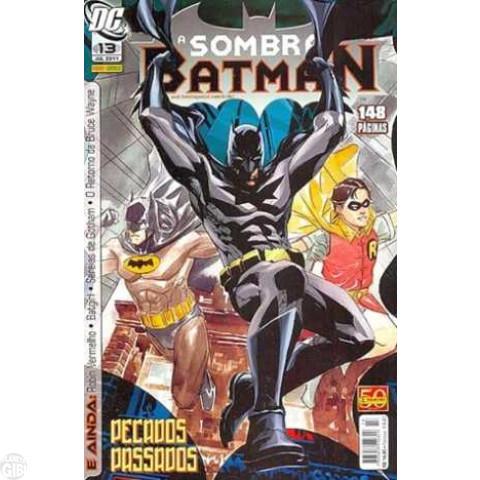 Sombra do Batman [Panini - 1ª série] nº 013 jul/2011