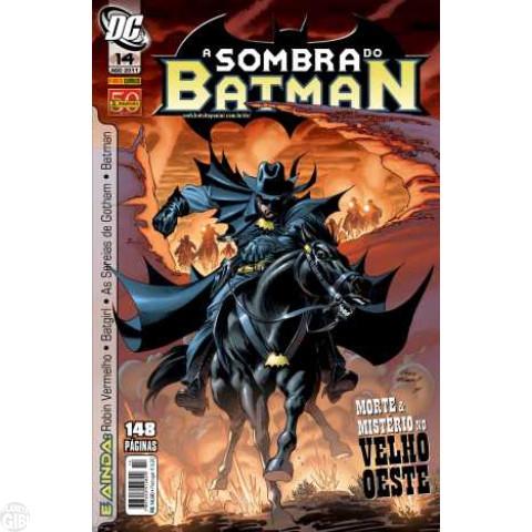 Sombra do Batman [Panini - 1ª série] nº 014 ago/2011