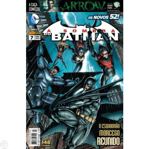 Sombra do Batman [Panini - 2ª série] nº 007 dez/2012