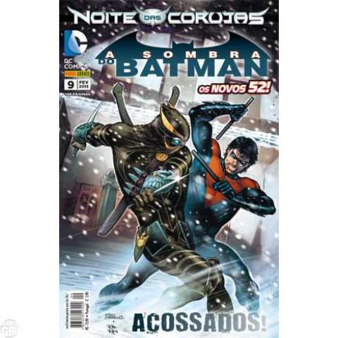 Sombra do Batman [Panini - 2ª série] nº 009 fev/2013