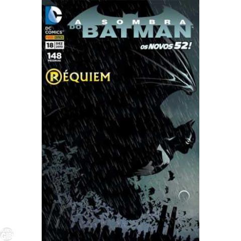 Sombra do Batman [Panini - 2ª série] nº 018 dez/2013