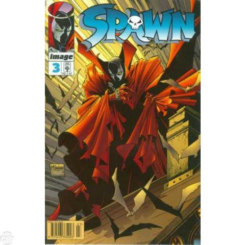 Spawn [Abril]  nº 003 mai/1996
