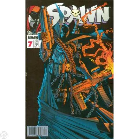 Spawn [Abril]  nº 007 set/1996