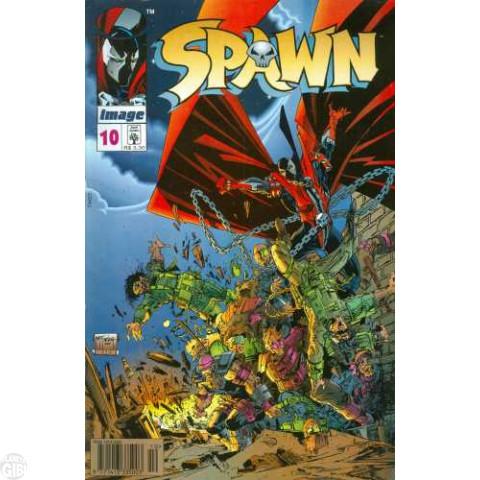 Spawn [Abril]  nº 010 dez/1996