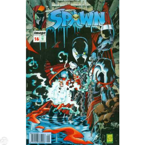 Spawn [Abril]  nº 016 jun/1997