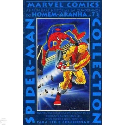 Spider-Man Collection: As Primeiras Histórias em Quadrinhos do Homem-Aranha [Abril] nº 007 jul/1996