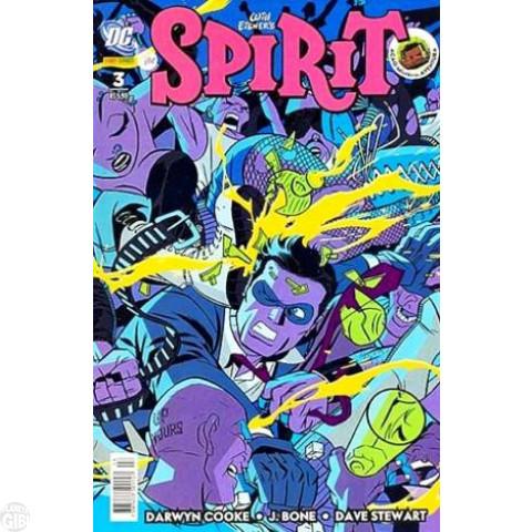 Spirit nº 003 ago/2008