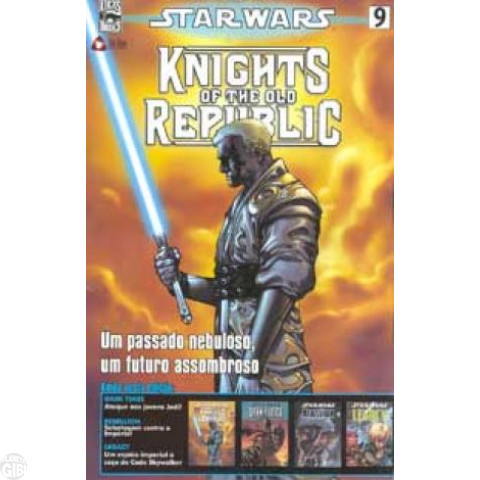 Star Wars [On Line Editora] nº 009 out/2009