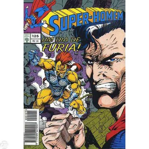 Super-Homem [Abril - 1ª série] nº 125 nov/1994