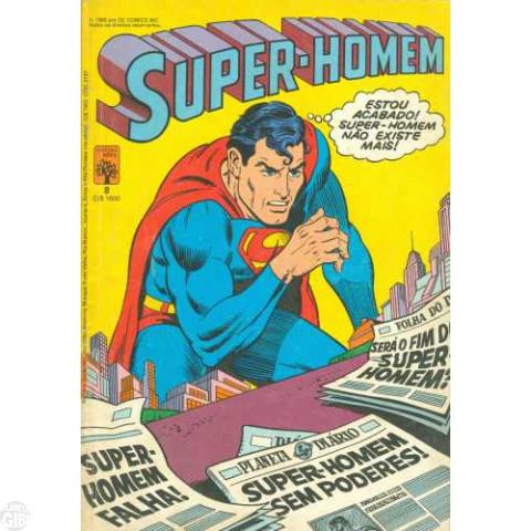 Super-Homem [Abril - 1ª série] nº 008 fev/1985