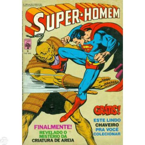 Super-Homem [Abril - 1ª série] nº 009 mar/1985